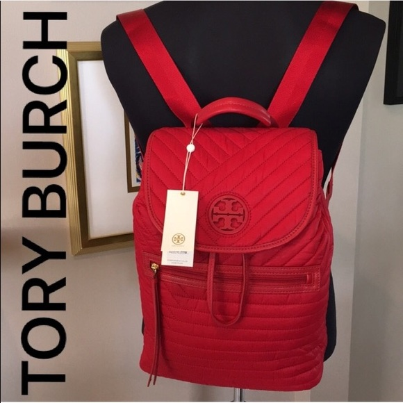 731c952eeea7 🆕TORY BURCH LARGE NEW BACKPACK 💯AUTHENTIC